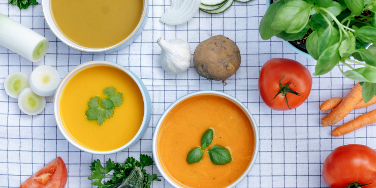 Discover our soups